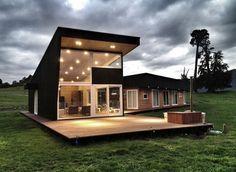 환상적인 라운지와 본 내추럴 친환경 전원주택,모던한 디자인 - Daum 부동산 커뮤니티