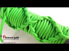 Spiral hitching paracord - Paracord guild