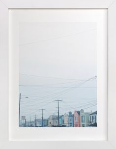 San Francisco's Finest by Adriana Rojas at minted.com