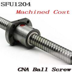 機械加工コスト用ボールねじ、リニアシャフトと他の部品の余分なコスト