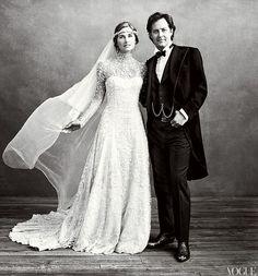 First look at Lauren Bush & David Lauren's wedding. Old west theme - stunning!!
