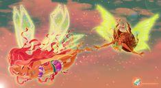 The Joy Of Flight by AstralBlu