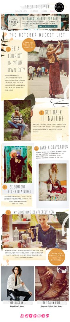 Free People : Trends