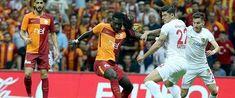 Galatasaray Kayserispor'a konuk oluyor