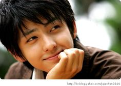 Kim Kibum from Super Junior; I love being Asian <3