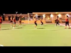 TEAM DRILL THIS IS DIV 1 PRE GAME WARMUP DRILL - YouTube