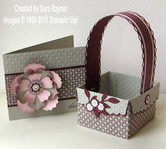 Card and Holder