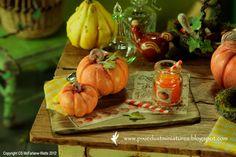 Pumpkin Squash Prep Board