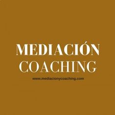 Mediación y Coaching #JavierSalvat