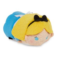 New Alice Mini Tsum Tsum (from the second Alice in Wonderland Tsum Tsum Set)
