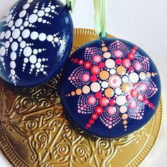 Christmas ornaments! Make a mandala tree out of them ;)