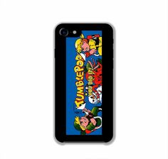 cool Tumblepop Arcade Marquee iPhone - Samsung Galaxy Cell Phone Case