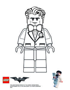 16 Coloring Pages Of Lego Batman Movie On Kids N Funcouk