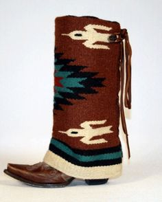 Boot Rugs - Regal Collection Brown Southwest - Probably one of my favorite styles! Love it!