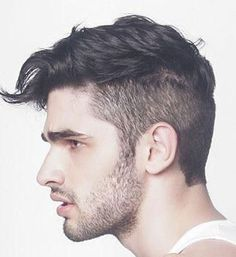 Disconnected Undercut Hair