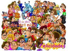 30 de abril, Día del niño en México http://www.encuentos.com/autores-de-cuentos/treinta-de-abril-dia-del-nino-en-mexico/