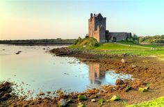 Kinvara Ireland Castle