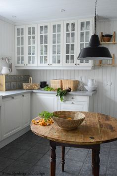 Swedish Designer's House: Charming Home Tour - Town & Country Living