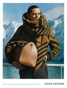 Louis Vuitton Menswear (Autumn - Winter 2012 / 2013 campaign) - Autumn -Winter 2012/2013 (lookbooks & campaigns) - Autumn -Winter 2012/2013 - Collections - All about fashion