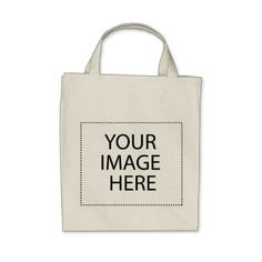 Customize Your Own: Grocery Tote