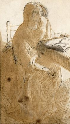 Reading and Art: Dante Gabriel Rossetti