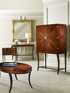 Santos Drink Cabinet - Art Deco by Jonathan Charles (3)
