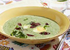 Ner i vikt med härliga soppor – 50 smala recept! | MåBra Chorizo, Tortellini, Fodmap, Ravioli, Cheeseburger Chowder, Hummus, Pudding, Tasty, Diet
