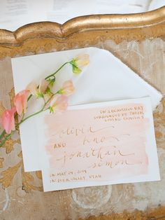 An Ode to the Sweet Pea - Grey Likes Weddings
