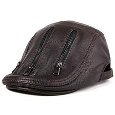 b5d4230a065 genuine-leather-hat ONLY FOR YOU 9681 - NEWCHIC Mobile Fashion Sale
