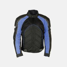 Classic Motorcycle Jacket With Armor Jackets Biker Gear