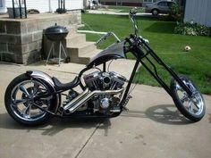 Chopper style cool.