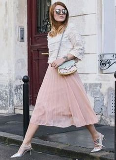 pastel colors - Hoard of Trends - Fashion blog / Fashion Blog #pastel