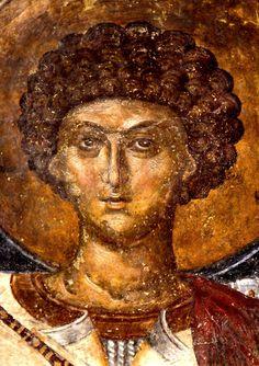 View album on Yandex. Fresco, Saint George, Orthodox Icons, Holy Spirit, Saints, Painting, Beautiful, Christ, Mosaic