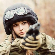 Top 50 Big Boobs Busty Military Girl Elena Deligioz Wallpapers with Guns Military Girl, Military Police, Female Soldier, Military Women, Girls Uniforms, Stylish Girl Pic, Cute Beauty, Guns, Beautiful Women