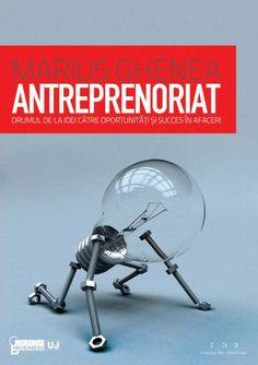 """""""Antreprenoriat"""", de Marius Ghenea"""
