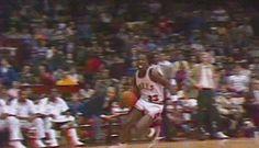 Michael Jordan — Chicago Bulls