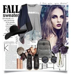 Designer Clothes, Shoes & Bags for Women Loeffler Randall, Fall Sweaters, Charlotte Tilbury, Polyvore Outfits, Wildfox, Miu Miu, Steve Madden, Ice, Shopping