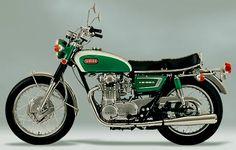1970 Yamaha XS-1