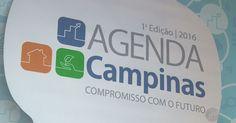 'Agenda Campinas' debate soluções criativas para o desenvolvimento