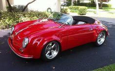 1957 Porsche 356 Replica Kit Car Convertible