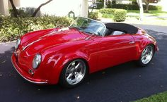 1957 Porsche 356 Replica Kit Car Convertible