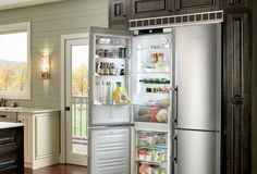 Liebherr has a full line of premium refrigerators to fit any design vision you have for your kitchen. http://www.lacuisineinternational.com/category-s/2037.htm