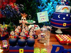 Decoração Temática: Show da Luna | Decoração de Festas - (11) 3384-8308                                                                                                                                                                                 Mais