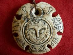 Ancient Aliens, Ancient Art, Alien Theories, Alien Artifacts, Amulets, Ufo, Maya, Mystery, Faces