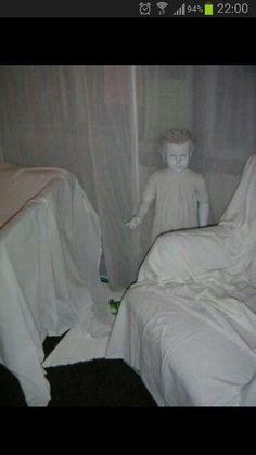 Faut juste trouver une poupée géante.