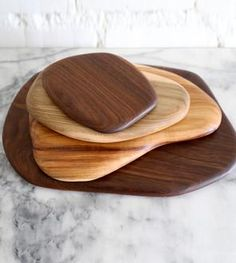 Love Lynsey - River Rock Wood Serving Board