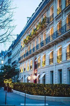 """PARIS, """"a romantic destination"""" by thesuites • w. www.thesuitesresidences.com #escape #paris #france #romantic #thesuites #residences #nohotels"""