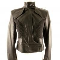 Development Leather Panel Jacket $195