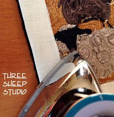 Three Sheep Studio, Needlecraft, Wool Applique, Felted Wool, Rug Hooking, Hand Embroidery, Tutorials, Punch Needle Embroidery,