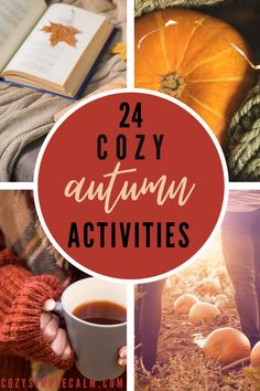 Autumn is one of the coziest seasons. Here are a few of my favorite fall activities and simple pleasure to make the most of the season! #hygge #bucketlist #cozy